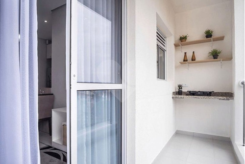 Apartamento P/locação 2 Dormitórios Parque Central V Assunção Santo André - 373-im471617