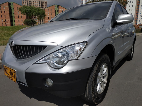 Ssangyong Actyon Ssanyong Actyon 2011 Mt/ca 2011