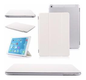 Capa Smartcover iPad 2 E 3 Branca Rosa Vermelha X- Cell