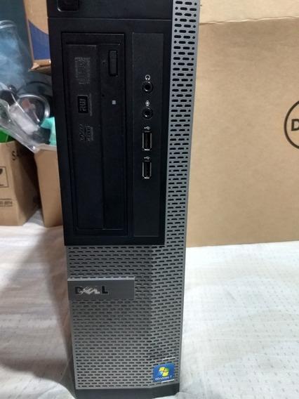 Cpu Dell Optiplex 390 I7 2 Ger 4gb 500 Hd