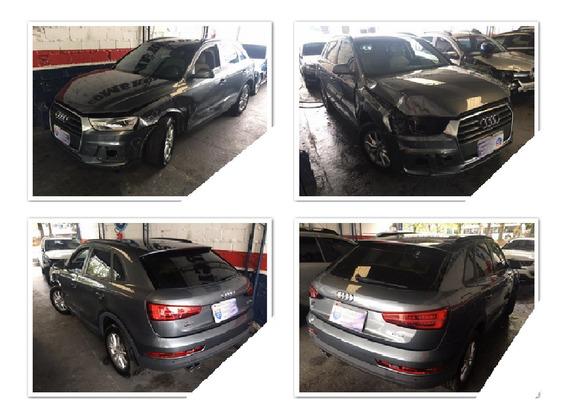 Audi Q3 Quattro 2016 Sucata Para Vender Peças