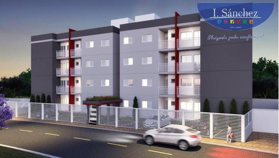 Apartamento Para Venda Em Itaquaquecetuba, Parque Residencial Scaffid, 2 Dormitórios, 1 Banheiro, 1 Vaga - 191118_1-1429628