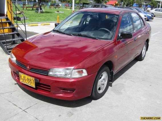 Mitsubishi Lancer Glxi At 1600