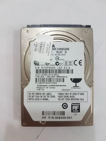 Hd Toshiba 1tb 5400rpm Com Falha