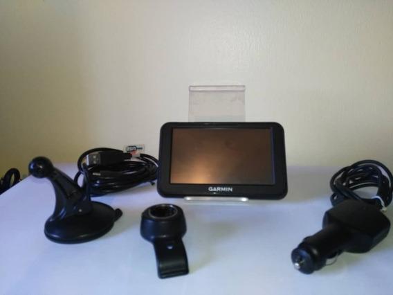 Gps Garmin Nuvi 40 Con Accesorios
