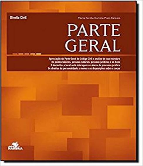 Livro Direito Civil - Parte Geral