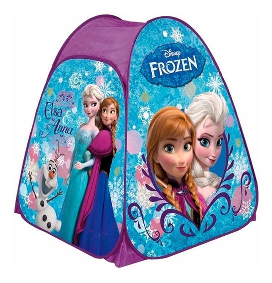 Brinquedo Barraca Infantil Toca Disney Frozen Menina Zippy