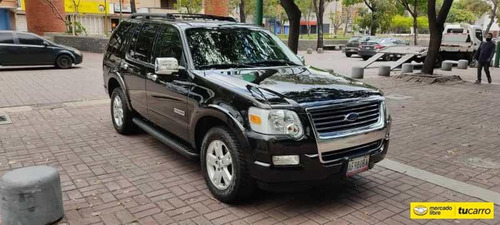 Ford Explorer Sport-automatica