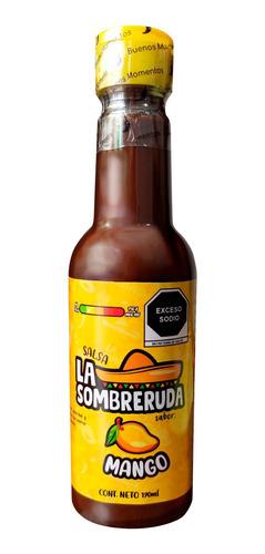 Imagen 1 de 9 de Salsas La Sombreruda (caja Con 24 Piezas) 190ml