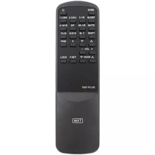 Controle Remoto Receptor Elecom Mod. 7007 Plus 400 Canais
