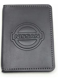 Carteira Porta Documento - Nissan