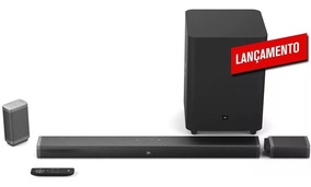 Jbl Bar 5.1 Soundbar 4k Home 510w 110v (1 Ano De Garantia)