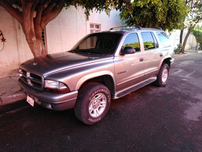 Dodge Durango 4.7 Slt Plus Piel Cd L 4x4 At 2001