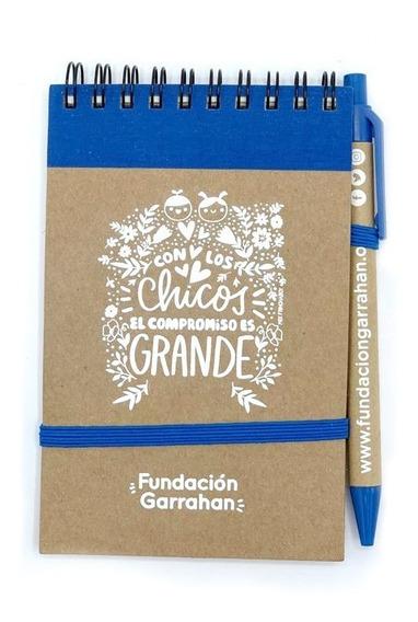 Anotador Con Eco Lapicera - Fundación Garrahan