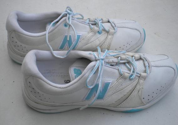 Zapatillas New Balance Wx521 Dama Talle 37/40 Ar Usadas