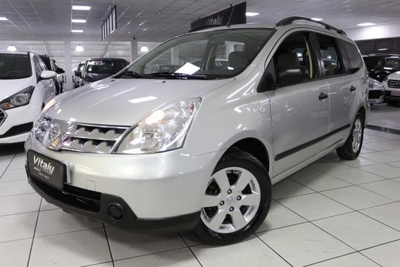 Nissan Grand Livina S 1.8 Flex Aut.!!!!!