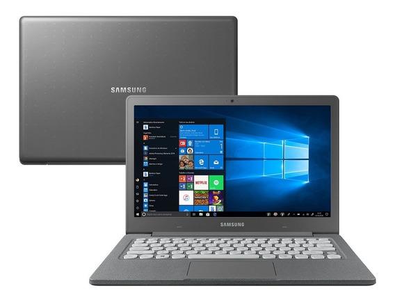 Notebook Samsung F30 4gb 64gb Ssd W10 13.3 Grafite Lacrado