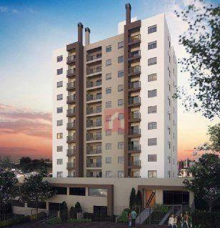 Imagem 1 de 11 de Apartamento Com 2 Dormitórios À Venda, 54 M² - Nossa Senhora De Fátima - Caxias Do Sul/rs - Ap2129