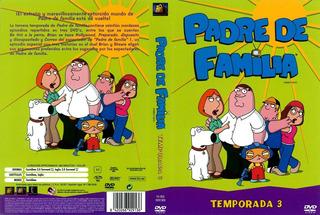 Family Guy - Temp. 3 - Dvd - O
