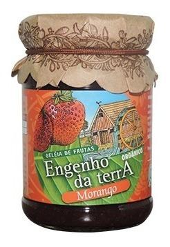 Imagem 1 de 1 de Geleia De Frutas Sabor Morango Orgânico 210g