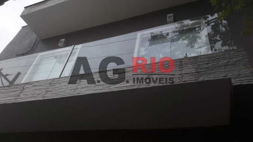 Casa De Rua-à Venda-jardim Sulacap-rio De Janeiro - Vvca30021