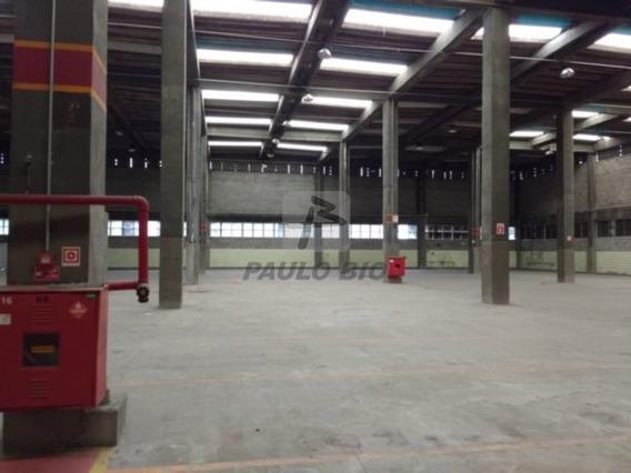 Galpao Industrial - Parque Assuncao - Ref: 3087 - L-3087