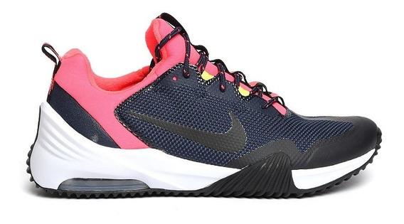 Tenis Deportivo Hombre Nike Air Max Grigora Azul 7400