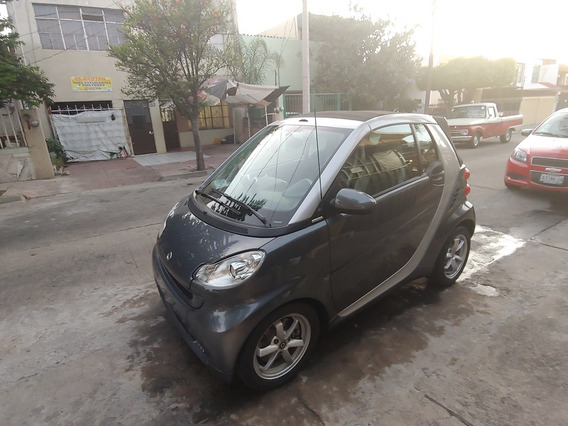 Smart Fortwo Cabrio Le Pearl Grey Aa Mt 2012