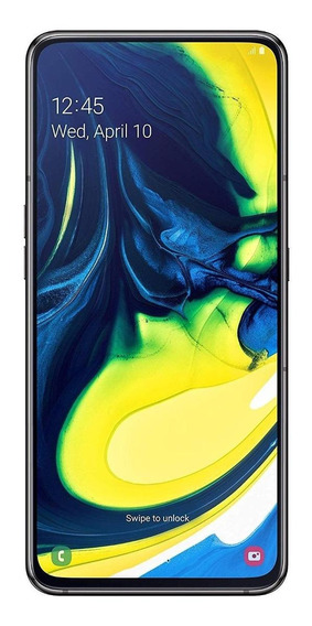 Samsung Galaxy A80 Dual SIM 128 GB Phantom black 8 GB RAM