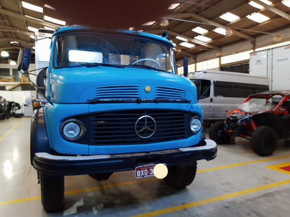 Mercedes-benz Mb 1113 La 4x4
