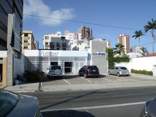 Imagem 1 de 24 de Prédio Comercial Para Alugar Na Cidade De Fortaleza-ce - L10685