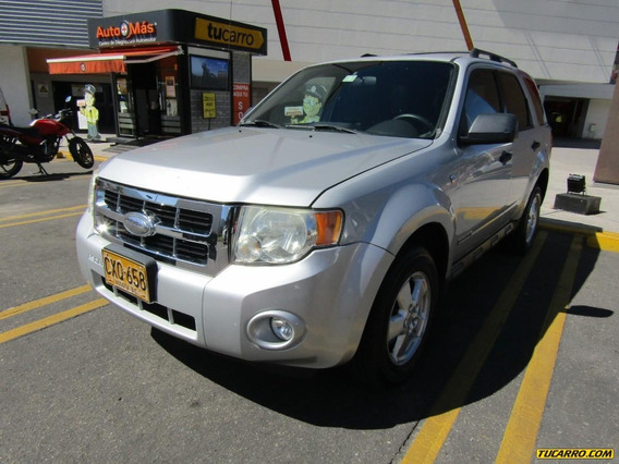 Ford Escape Xlt 3.0 At 4x4