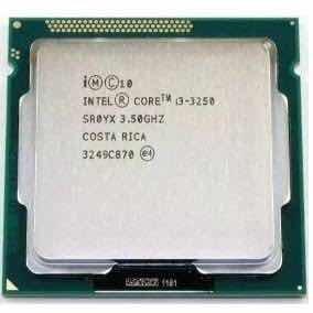 Processador Core I3 3.5ghz Terceira Geração 3250 Cache 3mb