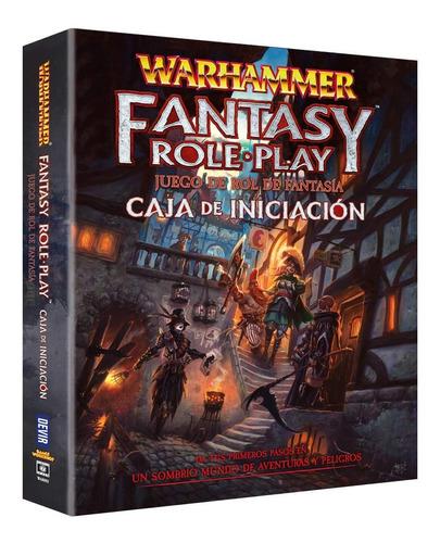 Warhammer Caja De Iniciacion Juego De Rol Fantasia Español