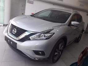 Nissan Murano 3.5 Exclusive Anticipo Y Cuotas