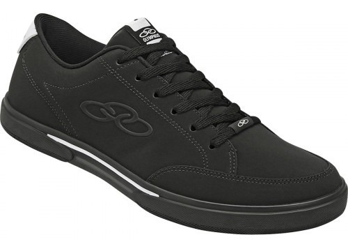 Tenis Olympikus 509 Drift Preto Branco Calçados Bola7