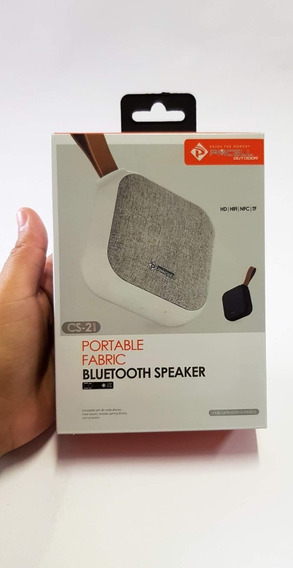 Caixa De Som Bluetooth Pmcell Portátil