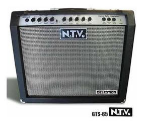 Amplificador Nativo Gts 65 Con Celestion Super 65