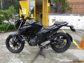 Yamaha Fz N 250