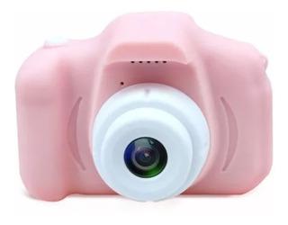 Mini Cámara Fotográfica Digital Para Niños + Garantía!