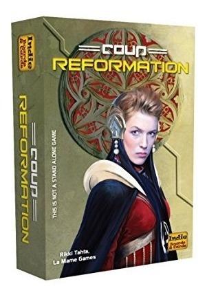 Coup Reformation (una Expansión)