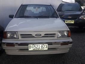 Ford Festiva Gl Automático Retira Con U$d 2.500 Y Se Lo Llev