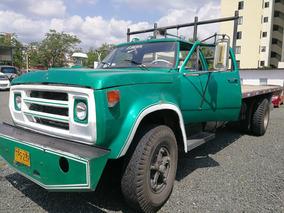 Dodge 600 Planchon 10 Ton Mod 1970 Particular