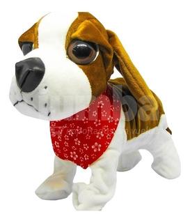 Mascota Interactiva Ladra Gruñe Baila 6 Cuotas Envio Gratis