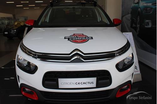 Citroën C4 Cactus 1.6 Vti 120 Flex C-series Eat6