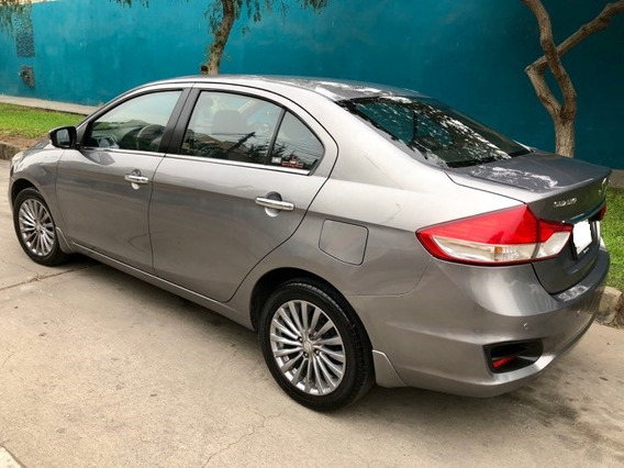 Suzuki Ciaz Sedan 2016 Full Equipo.