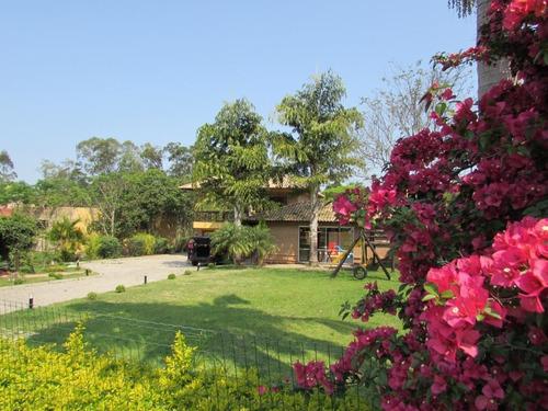 Imagem 1 de 30 de Casa Com 2 Dormitórios À Venda, 380 M² Por R$ 1.300.000,00 - Paragem Dos Verdes Campos - Gravataí/rs - Ca0485