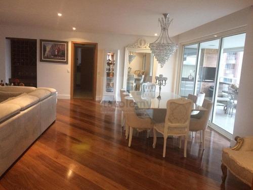 Ref: 4573 Belíssimo Apartamento Para Venda E Locação No Boul - 4573