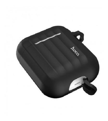 Wb10 Airpods1/2 Silicone Case  Black