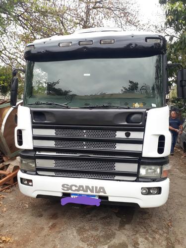 Imagem 1 de 8 de Scania 2007    Mod.p124ca6x4nz   420 Cavalos Trassado